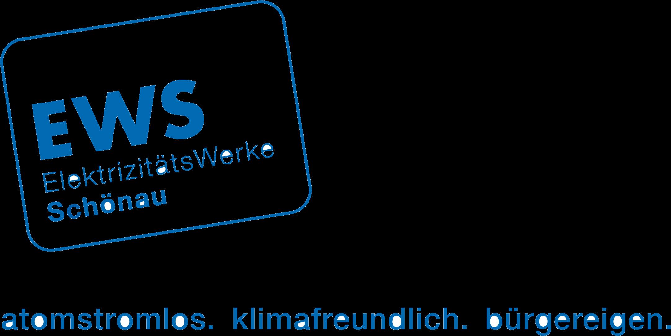 EWS Elektrizitätswerke Schönau eG Logo
