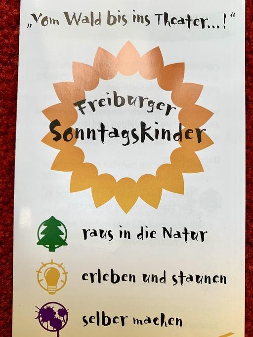 Freiburger Sonntagskinder e.V. Logo