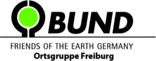 BUND-Ortsgruppe Freiburg Logo