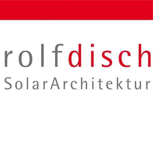Rolf Disch SolarArchitektur Logo