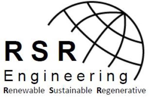 RSR Engineering Logo