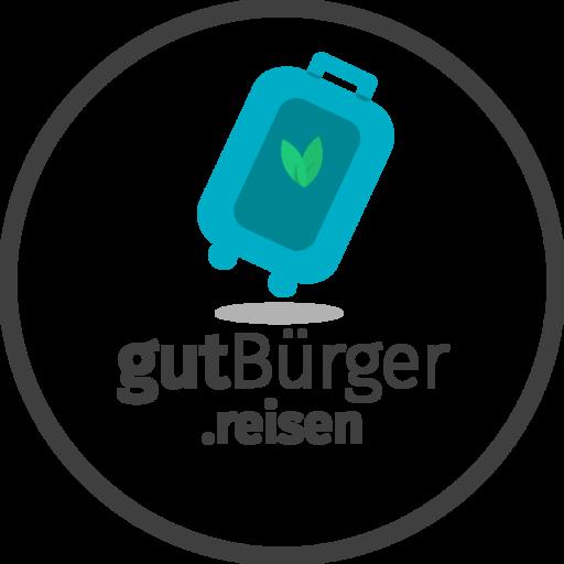 GutBürger.Reisen Logo