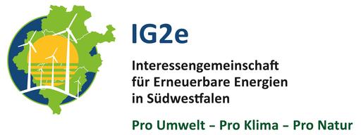 Interessengemeinschaft für Erneuerbare Energien in Südwestfalen Logo