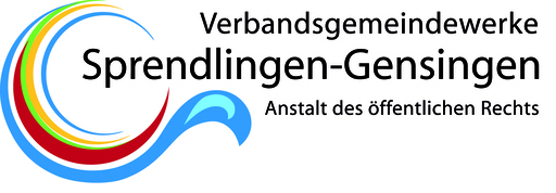 Verbandsgemeindewerke Sprendlingen-Gensingen AöR Logo