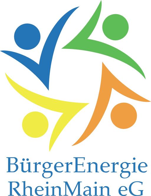 BürgerEnergieRheinMain eG Logo