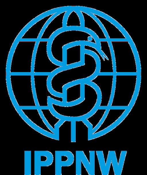 IPPNW - Ärzt*innen für die Verhütung des Atomkrieges/ Ärzt*innen in sozialer Verantwortung e.V. Logo