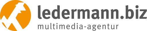 ::ledermann.biz | multimedia-agentur Logo