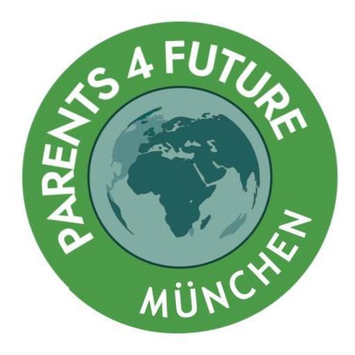 Parents for Future München Logo