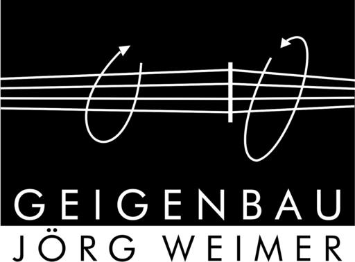 Jörg Weimer Geigenbaumeister Logo