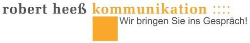 robert heeß kommunikation Logo