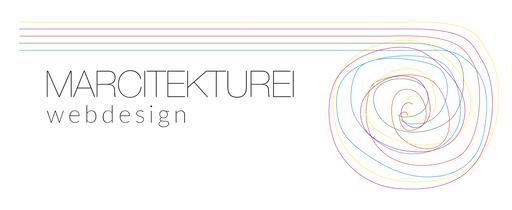 MARCITEKTUREI webdesign Logo