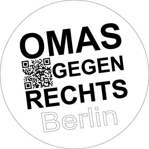 Omas gegen Rechts Berlin Brandenburg Logo