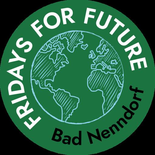 Fridays for Future Bad Nenndorf Logo