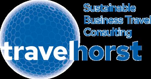 TravelHorst - Sustainable Business Travel Consulting Logo