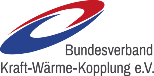 Bundesverband Kraft-Wärme-Kopplung e.V. Logo