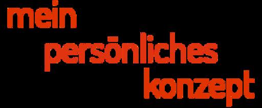 mein persönliches konzept gmbh Logo