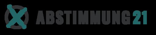 ABSTIMMUNG21 Logo