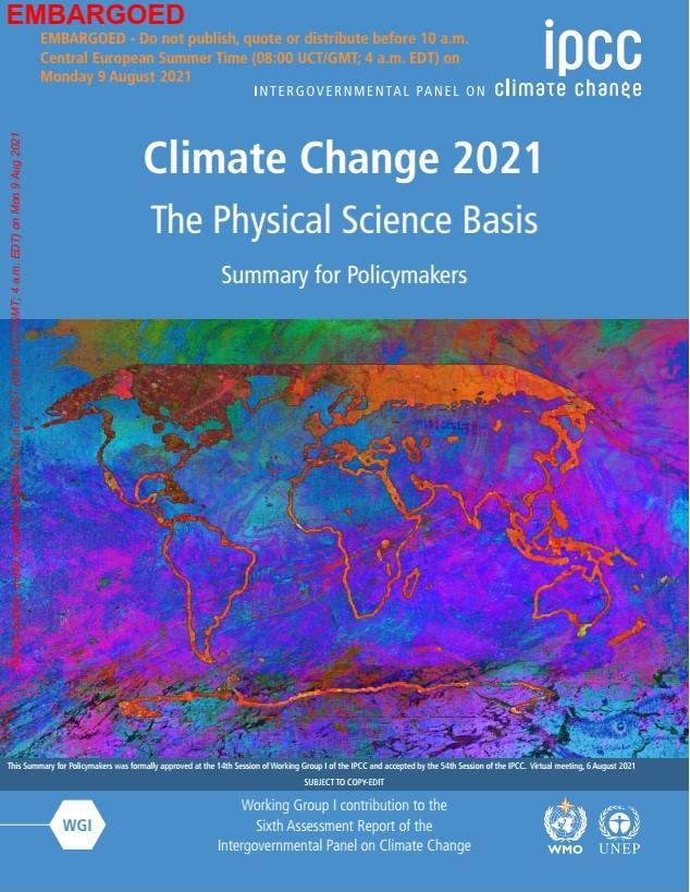 IPCC: Erdüberhitzung immer folgenreicher