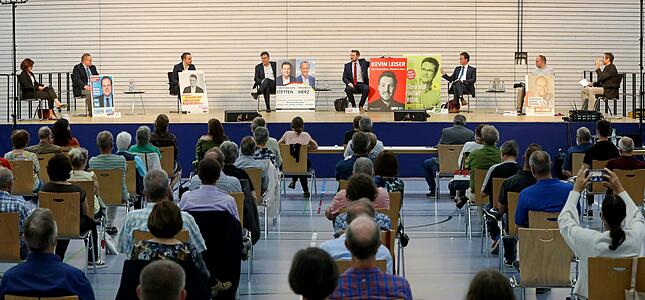 wählbar2021 ON TOUR diskutierte mit Kandidierenden im Wahlkreis Schwäbisch Hall – Hohenlohe